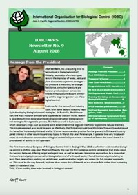 IOBC-APRS Newsletter, latest issue